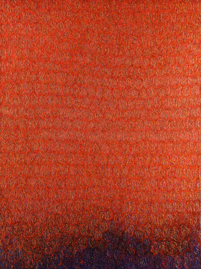 Untitled No. 2, 2007, 48 x 36, Oil on Canvas